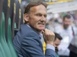 hans-joachim watzke im interview: nur mit schönem fußball wird das nichts!
