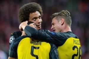 Champions League: BVB besteht dank Hakimi den Mentalitäts-Test in Prag