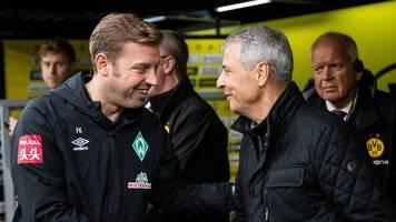 Trainer Kohfeldt dementiert BVB-Gerüchte: Bleibe in Bremen