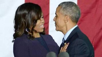 michelle obama: so feiert sie ihre ehe