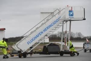 luftverkehr: airport heringsdorf: 5000 passagiere mehr als im vorjahr
