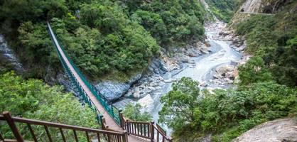 eine schwindelerregende tour im trekking-wunderland