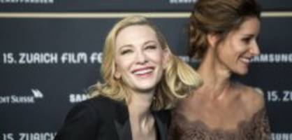 letzter abend: cate blanchett bringt viel glamour ans film-festival