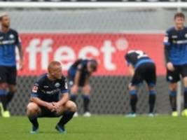 SC Paderborn: Eine Nummer zu klein