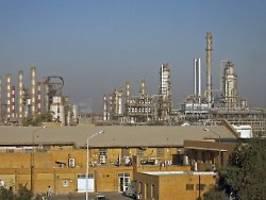 Werden jeden Weg nutzen: Iran will trotz Sanktionen Öl exportieren
