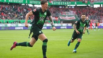 Bundesliga: VfL Wolfsburg zieht nach Sieg am FC Bayern vorbei