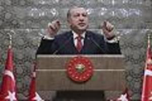 Türkei kündigte Einsatz an - Erdogan plant Militäroffensive gegen Kurden: Soldaten und Waffen an Grenze verlegt