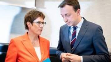 Bericht aus Berlin: Ziemiak hält wenig von Urwahl
