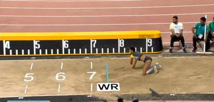 weitsprung gold für mihambo – bronze für vetter im speerwurf