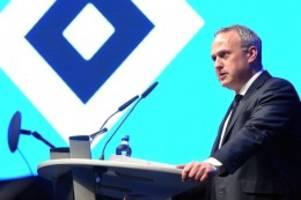 hsv-news: neuer vertrag für finanzboss frank wettstein beim hsv