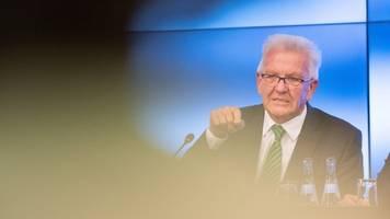 kretschmann gegen spekulationen über grün-gelb
