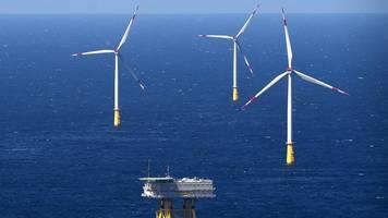Offshore-Offensive für mehr Windräder auf Nord- und Ostsee