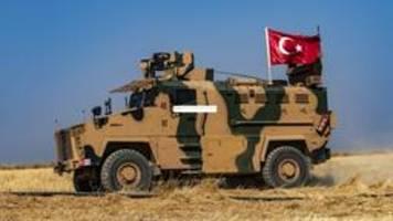 Türkische Regierung: Vorbereitungen für Syrien-Einsatz abgeschlossen