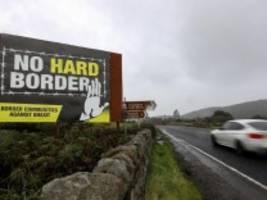 Brexit-Verhandlungen: Das macht die Irlandfrage so knifflig