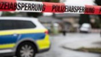 Halle: Zwei Tote nach Schüssen in Sachsen-Anhalt