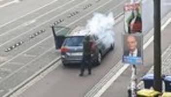 Schüsse in Halle: Was wir über den Anschlag in Halle wissen