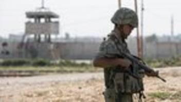 Nordsyrien: Türkei beginnt Offensive gegen Kurden