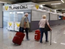 Deutsche Tochter hofft auf 2020: Thomas Cook sagt 2019 alle Reisen ab