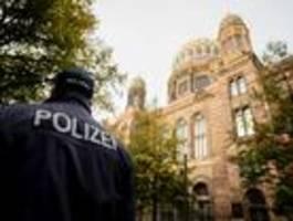 Berlin verstärkt den Schutz jüdischer Einrichtungen