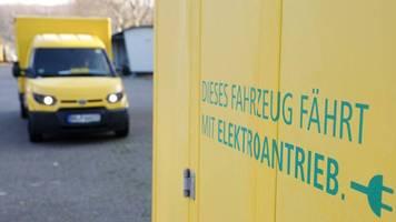 Elektro-Lieferwagen der Post: StreetScooter-Expansion kommt nicht vorwärts