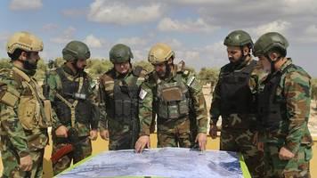 Kurden machen mobil: Türkei will in Kürze in Syrien einmarschieren