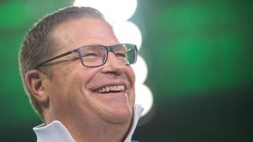 Bundesliga-Spitzenreiter - Gladbach-Manager Eberl: Mannschaft hat noch mehr Potenzial