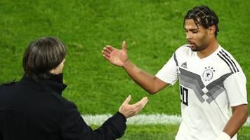 Testspiel gegen Argentinien: Die deutsche Nationalmannschaft in der Einzelkritik