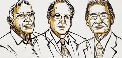 ein chemie-nobelpreis, bei dem keine chemischen reaktionen stattfinden