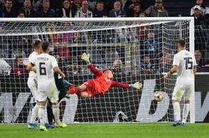 Deutschland verspielt gegen Argentinien eine 2:0-Führung