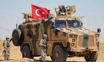 Türkei startet in Kürze Militäroffensive in Nordsyrien