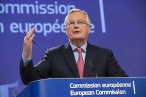 Barnier zum Brexit-Streit: Einigung immer noch möglich