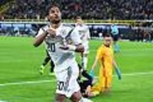 Deutschland überzeugt gegen Argentinien - Drei Erkenntnisse aus dem 2:2 - Dank Gnabry kann Löw seine Stürmersuche einstellen