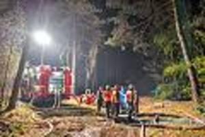 waldbrand-alarm in brandenburg - nina, katwarn und mehr: das sind die wichtigsten warn-apps im katastrophenfall