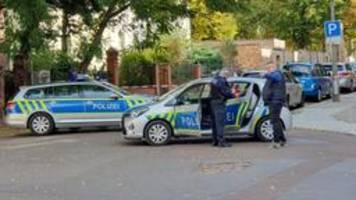 Amoklage nach Schüssen in Halle - Zwei Todesopfer