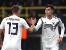 DFB-Elf gegen Argentinien: Provokante Fragen und ein Schreihals