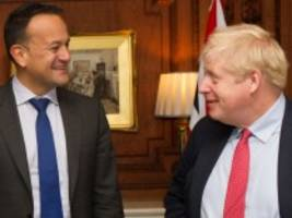 Großbritannien und Irland: Etwas Hoffnung im Brexit-Drama