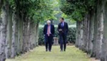 Boris Johnson: Irland und Großbritannien sehen noch Chance für Brexit-Abkommen