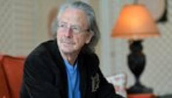 Peter Handke: Mit Sprache hat alles zu tun