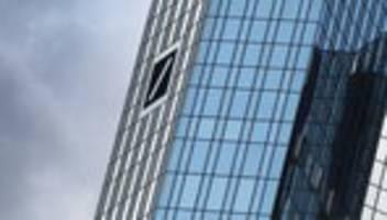 Deutsche Bank: Muss bald jeder fünfte Mitarbeiter in Deutschland gehen?