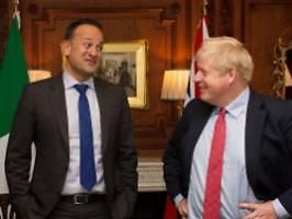 Lösung für Grenzfrage?: London und Dublin raufen sich zusammen