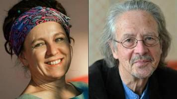 buch-tipps: literaturnobelpreis für einsteiger: was sie von peter handke und olga tokarczuk lesen sollten
