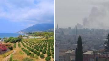 Bizarre Youtube-Videos: Syrische Tourismusbehörde macht Werbung für ihr Land – während im Norden Bomben fallen