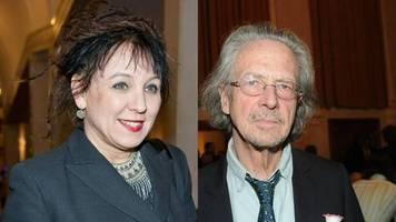 Peter Handke und Olga Tokarczuk: Literaturnobelpreise für die beiden Autoren