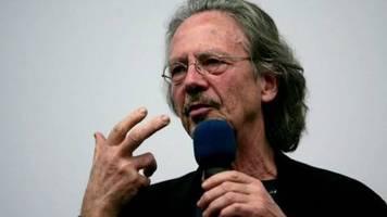 Video: Peter Handke und Olga Tokarczuk erhalten den Nobelpreis für Literatur