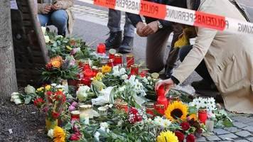 Attentat in Halle: Justizministerin: rechtsextremistischer Terroranschlag – gleich PK mit Seehofer