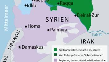 operation friedensquelle: türkei-offensive in syrien: erdogan droht der eu mit Öffnung der grenzen für flüchtlinge