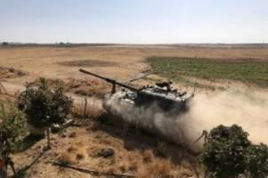 Naher Osten: Erdogans Syrien-Invasion: Kommen die IS-Terroristen zurück?