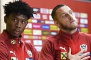 EM-Qualifikation: Bayern-Profi Alaba verpasst Länderspiel gegen Israel