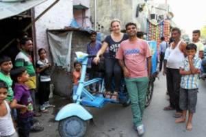 Kultur: Vortrag in Bad Oldesloe: Duo entführt ins Abenteuer Indien