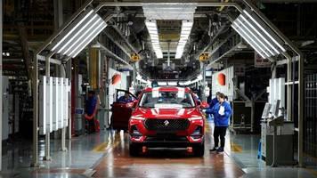 Autoabsatz: Marktanteil der US-Autobauer in China sinkt – deutsche Hersteller legen zu